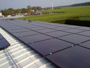 thin_film_amorphous_silicon_Photovoltaic_solar_panel