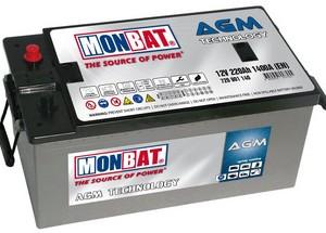 monbat 220ah solar battery